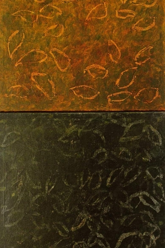 1991 z.t. oil on canvas 60/150cm