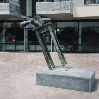 2002 maquette beeld Eibergen
