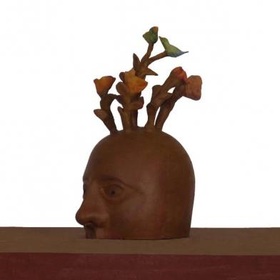 2010 maquette 'kop' plein Hengelo