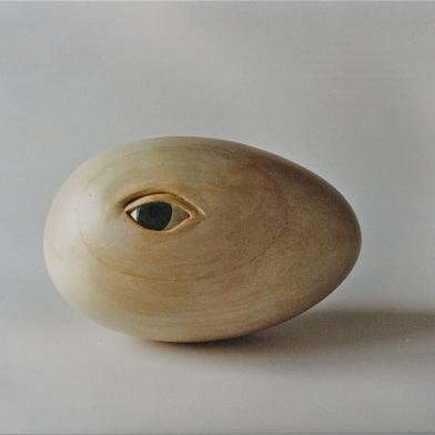 1995 'eye-egg' lindenhout 18cm