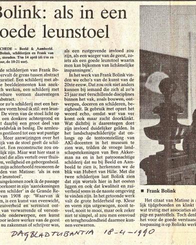 1990 Tubantia