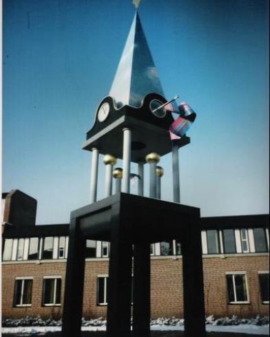 1985 toren Helmerzijde Enschede
