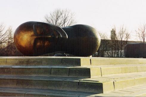 2000 beeld uit groep Vechtdalcollege Hardenberg